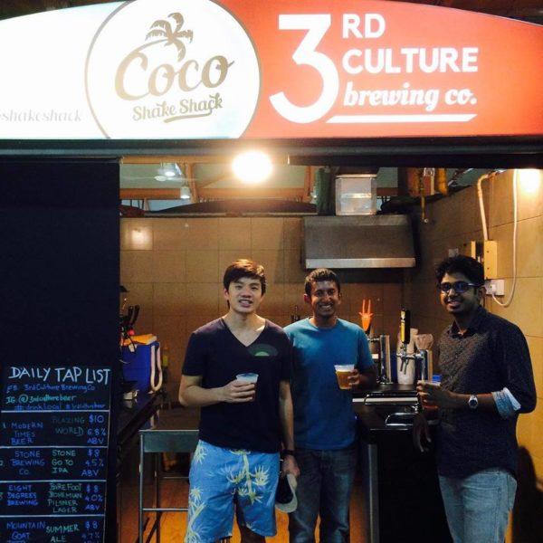 3rd culture brewing co