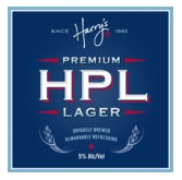 Harry's Premium Lager