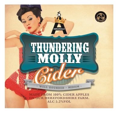 Thundering Molly Cider