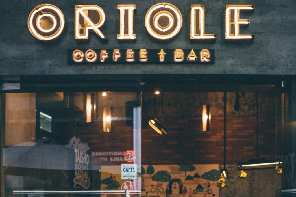 oriole bar