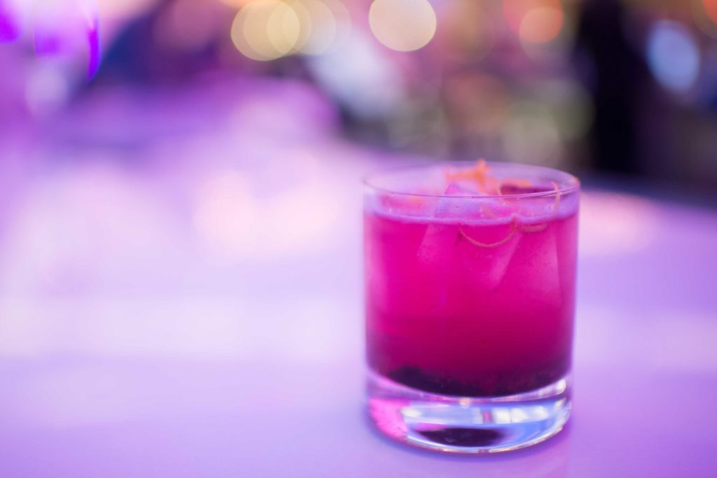 purple haze cocktails