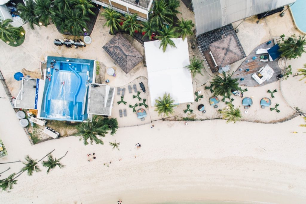 beach clubs in singapore
